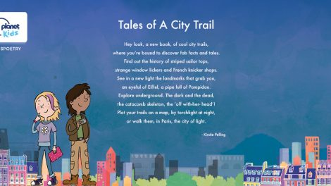 Tales of a City Trail
